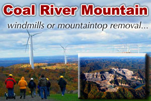 Help save Coal River Mountain by submitting comments to the WV DEP